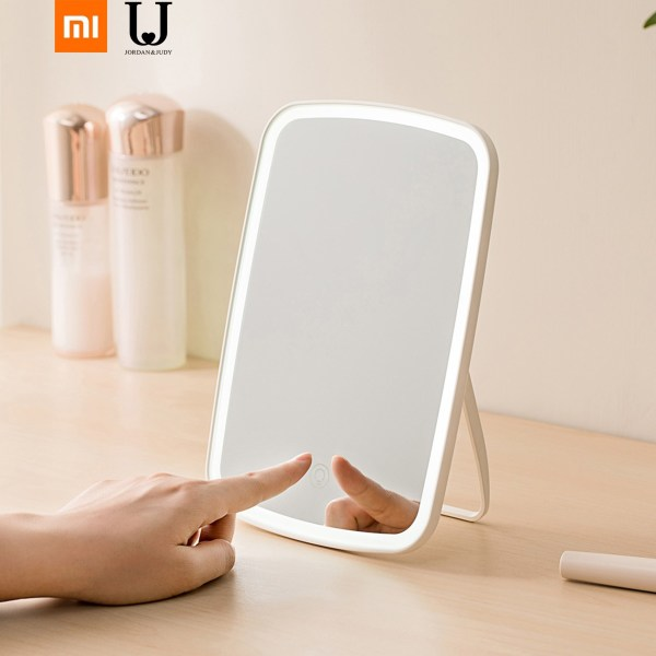 Зеркало для макияжа XIAOMI JORDAN JUDY LED MAKEUP MIRROR