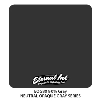 Neutral Gray 80 15ml (нейтральный серый 80%) ОРИГИНАЛ!