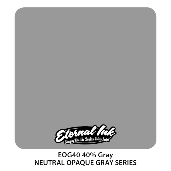 Neutral Gray 40 15ml (нейтральный серый 40%) ОРИГИНАЛ!