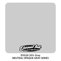 Neutral Gray 20 15ml (нейтральный серый 20%) ОРИГИНАЛ!