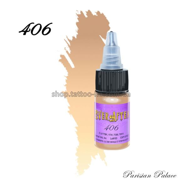 Ever After # 406 (Parisian Palace) 15ml