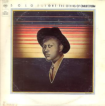 Charlie Christian ''Solo Flight - The Genius Of Charlie Christian''