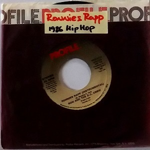 Ron And The D.C. Crew - ''Ronnies Rapp''