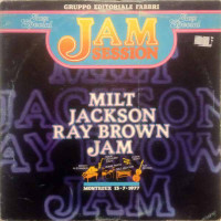 Milt Jackson / Ray Brown - ''Milt Jackson Ray Brown‎ Jam''