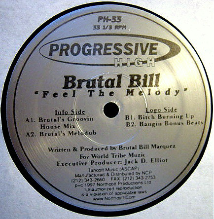 Brutal Bill - ''Feel The Melody''
