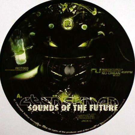 Stenchman / Vista - ''Sounds Of The Future / Exit Wound''