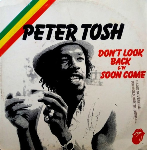 Peter Tosh - ''Don't Look Back''