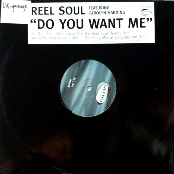 Reel Soul - ''Do You Want Me''