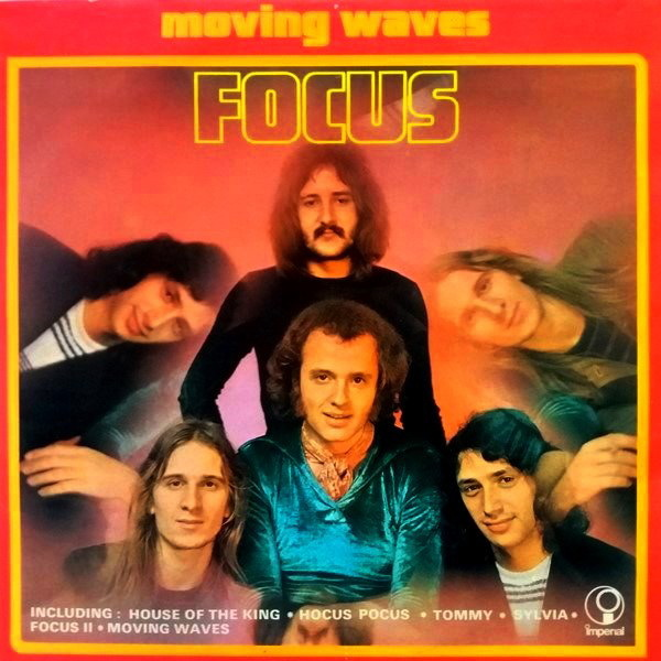 Focus - ''Moving Waves''