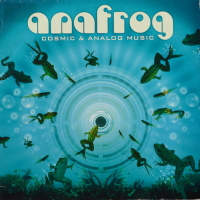 Various - ''Anafrog Cosmic And Analog Music''