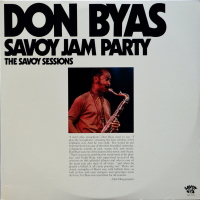 Don Byas - ''Savoy Jam Party''