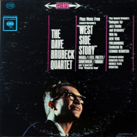 """The Dave Brubeck Quartet - ''Music From """"West Side Story"""" And Other Works''"""