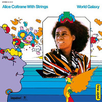 Alice Coltrane With Strings - ''World Galaxy''