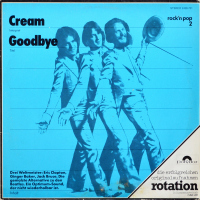 Cream - ''Goodbye''