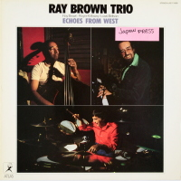 Ray Brown Trio - ''Echoes From West''
