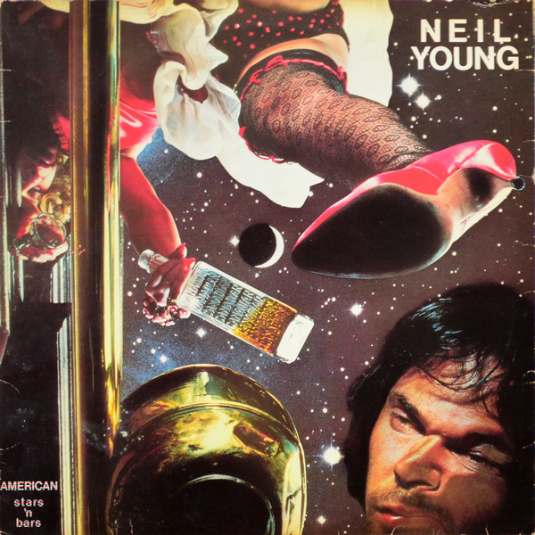 Neil Young - ''American Stars 'N Bars''