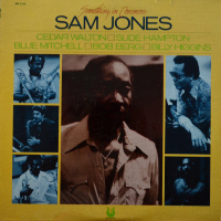 Sam Jones - ''Something In Common''