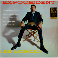Lee Morgan - ''Expoobident''
