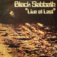 Black Sabbath - ''Live At Last''