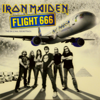 Iron Maiden - ''Flight 666 - The Original Soundtrack''