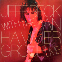 Jeff Beck With The Jan Hammer Group - ''Live''