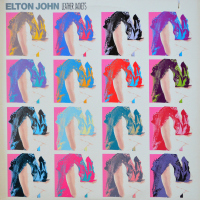 Elton John - ''Leather Jackets''