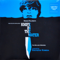 Krzysztof Komeda - ''Knife In The Water / Two Men And A Wardrobe''