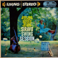 George Siravo And His Orchestra - ''Siravo Swing Session''