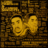 Lord Finesse & DJ Mike Smooth - ''Funky Technician Instrumentals''