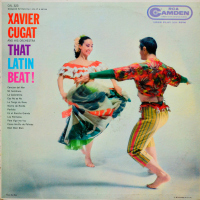 Xavier Cugat And His Orchestra - ''That Latin Beat!''