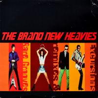 The Brand New Heavies - ''Excursions: Remixes & Rare Grooves''