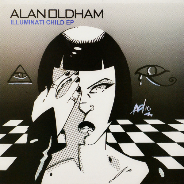 Alan Oldham - ''Illuminati Child EP'' HOUSE, HOUSE > Detroit House