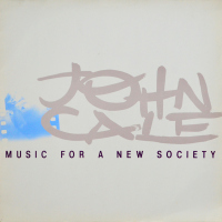 John Cale - ''Music For A New Society''