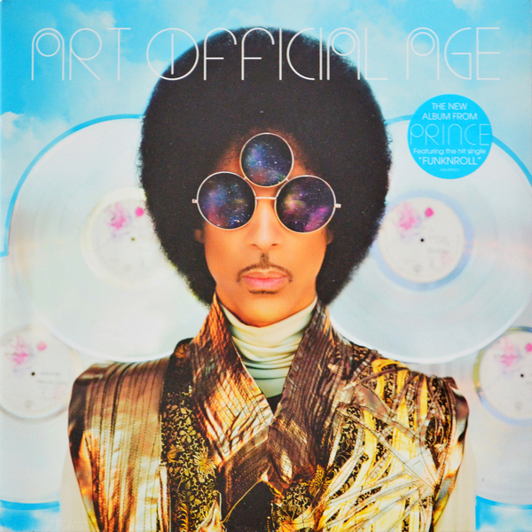 Prince - ''Art Official Age'' Prince / Mineapolis Funk