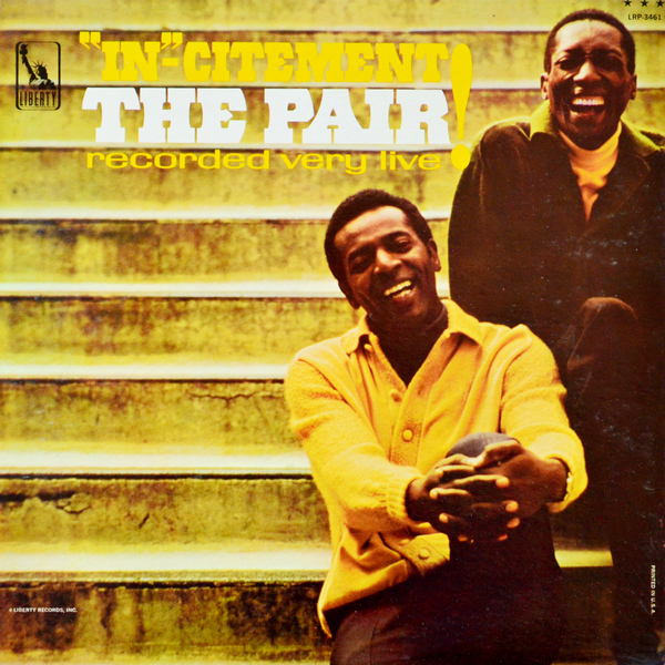 "The Pair Extraordinaire - ''""In""-Citement: The Pair Recorded Very Live'' Jazz, Jazz > Soul-Jazz"
