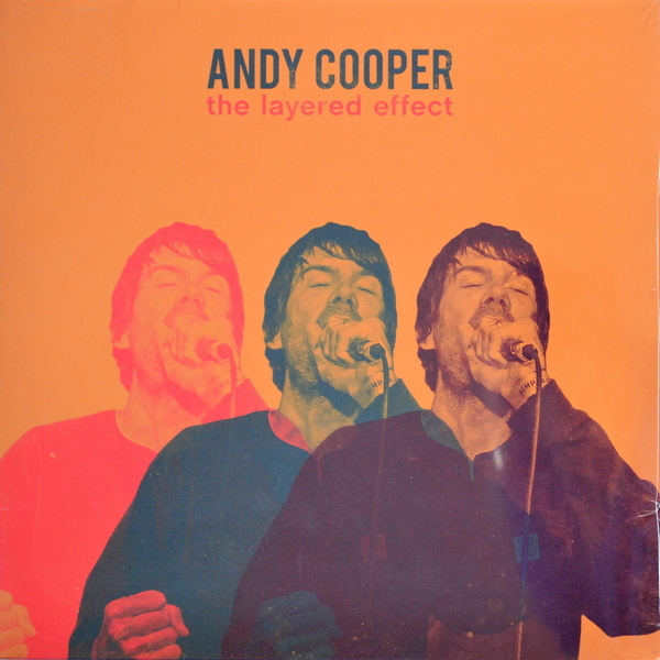 Andy Cooper - ''The Layered Effect'' Funky Hip Hop