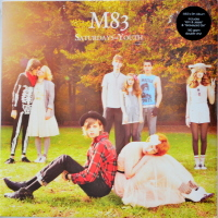 M83 - ''Saturdays = Youth''