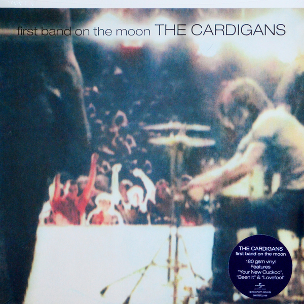The Cardigans - ''First Band On The Moon'' Rock, Rock > Indie Pop