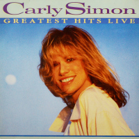 Carly Simon - ''Greatest Hits Live''