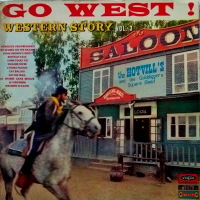 The Hotvill's And The Golddiggers « Square » Band - ''Go West!''