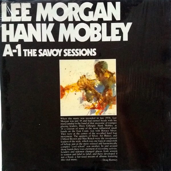 Lee Morgan / Hank Mobley - ''A-1''