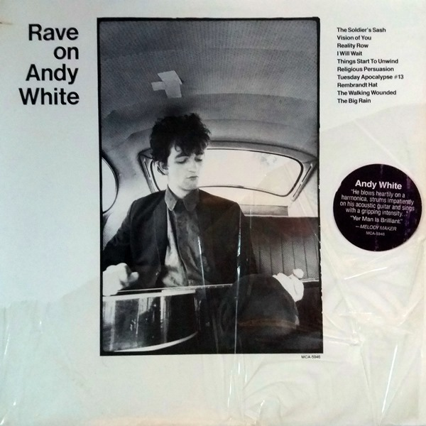Andy White - ''Rave On Andy White''