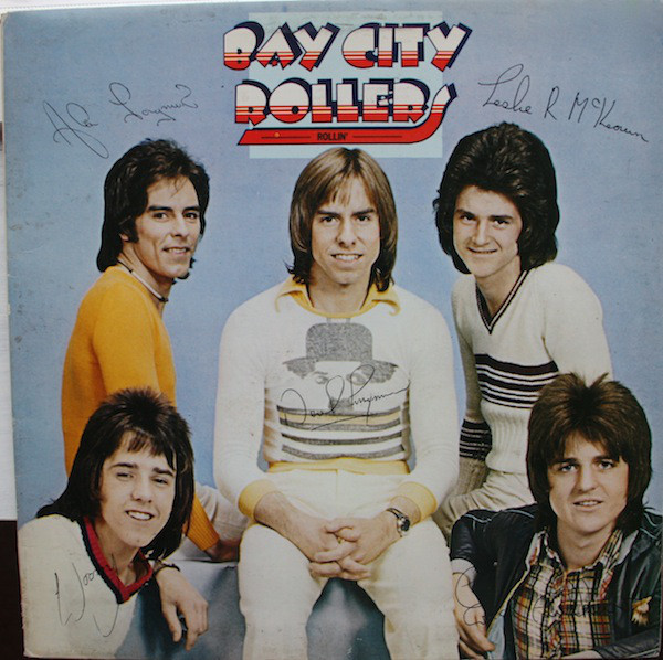 Bay City Rollers - ''Rollin'''