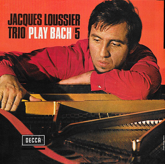 Jacques Loussier Trio - ''Play Bach 5''