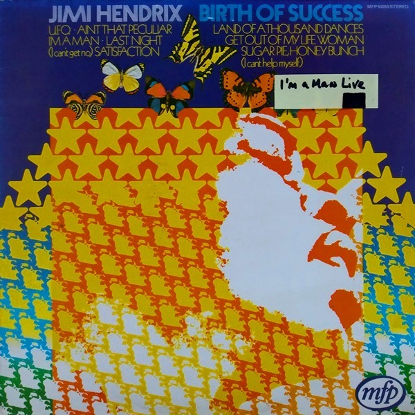 Jimi Hendrix - ''Birth Of Success''