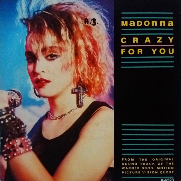 Madonna - ''Crazy For You''