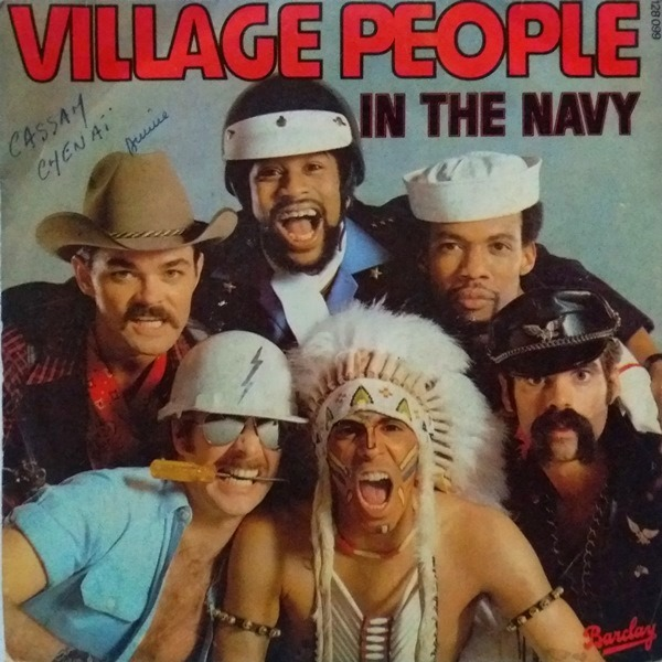 Village People - ''In The Navy''