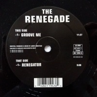 The Renegade - ''Groove Me''