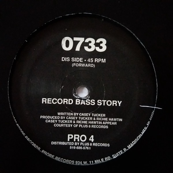 0733 - ''Record Bass Story''