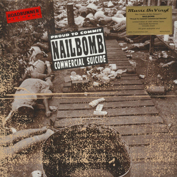 Nailbomb - ''Proud To Commit Commercial Suicide''